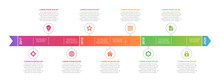 Timeline And Infographic Conce...