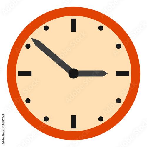 Photo Reloj en Vector