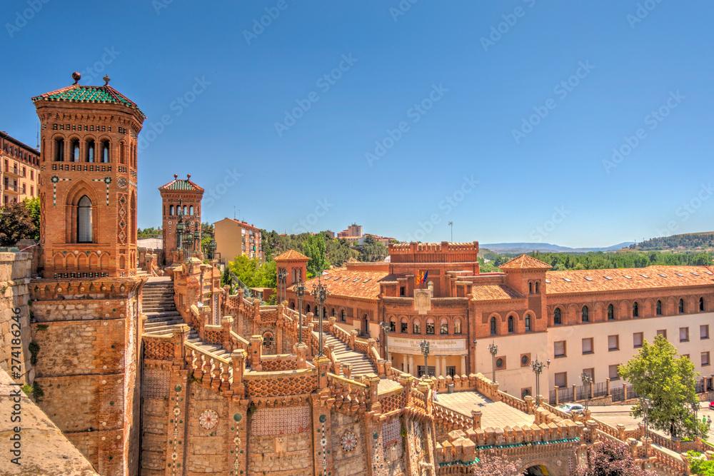 Fototapety, obrazy: Teruel, Aragon, Spain