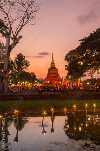 Cuadros en Lienzo ASIA THAILAND SUKHOTHAI THAI FOOD