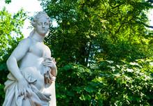 Summer Garden, Saint Petersbur...