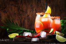 Michelada - Mexican Alcoholic ...