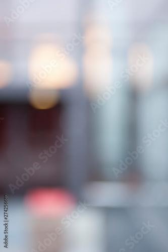 Photo  Unscharfer Hintergrund mit Bokeh und Lichtern