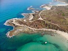 Dor Beach In Northern Israel