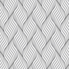 Vector Pattern With Geometric ...