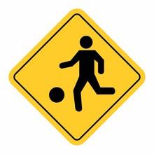 Children Traffic Sign