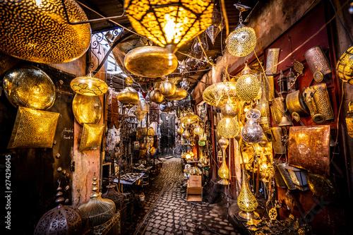 Fotografía  Souk Marrakech