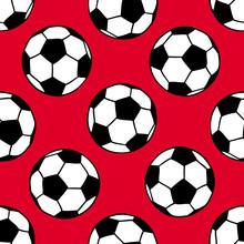 Football, Soccer Balls Seamles...