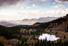 Gold King Basin, Near Telluride, Colorado, USA: