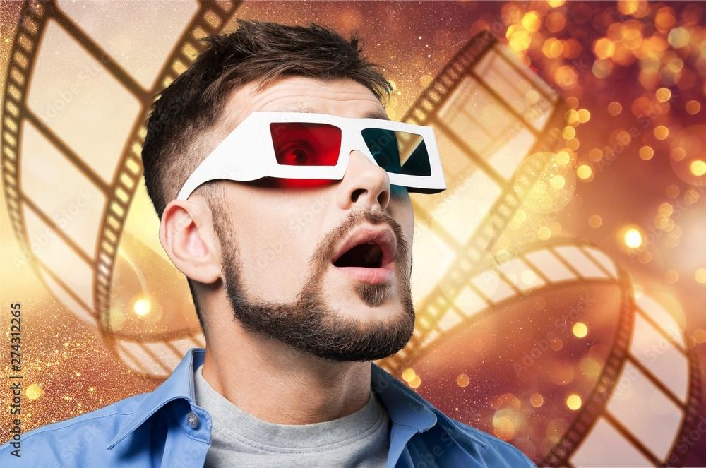 Fototapety, obrazy: Glasses.