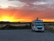 Aire De Service De Camping Car