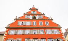 Das Neue Rathaus In Lindau Am Bodensee