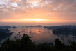 Cat Ba Sunset Landscape