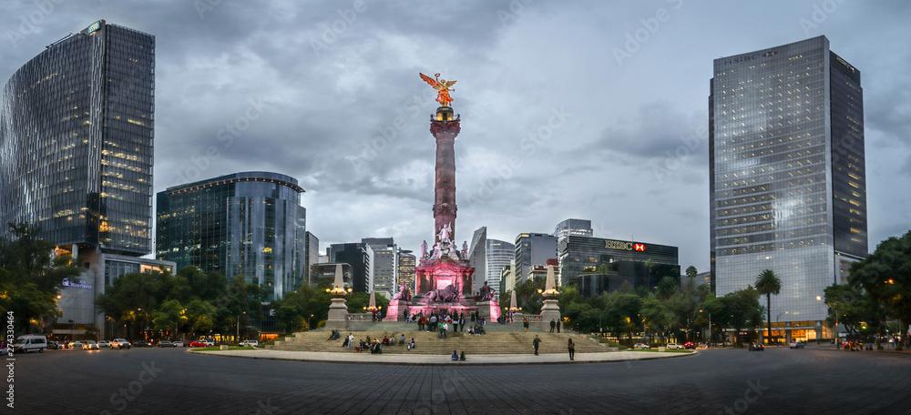 Fototapety, obrazy: Mexico´s city monument