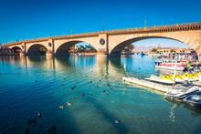 London Bridge, Lake Havasu City, AZ.