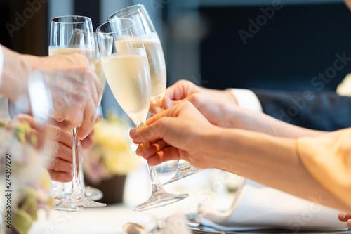 Fotomural  パーティー 乾杯
