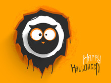 Poster, Banner And Flyer For Happy Halloween.