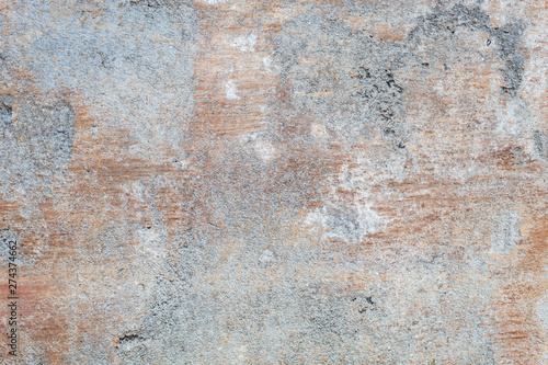 Foto auf AluDibond Alte schmutzig texturierte wand Old Weathered Concrete Decay Wall Texture