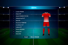 Football Scoreboard Broadcast ...