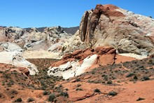 Coloured Sandstone Formations,...