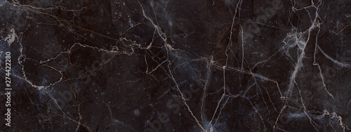 dark color marble texture, black marble background Wallpaper Mural
