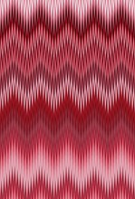 Chevron Zigzag Pattern Cherry ...