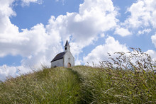 The Little White Church On The...