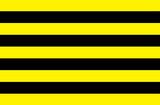 Ilustracja czarne i żółte paski, używane do tła. -EPS-10. - 274459862