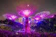 Leinwandbild Motiv Singapore travel concept, landmark and popular for tourist attractions