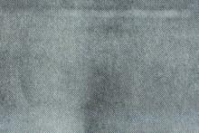 Macro Of Grey Halftone Dots On...