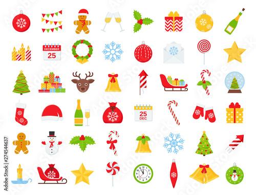 Valokuva  Christmas icons