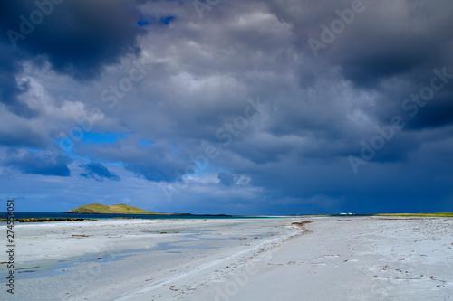 Foto auf Gartenposter Antarktika Dramatice Hebridean sky