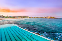 Last Laps - Bondi Beach Icebers Pool In Sydney