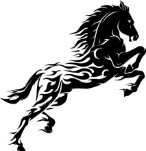Horse Power Flame