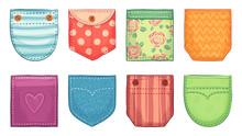 Color Patch Pockets. Comfort P...