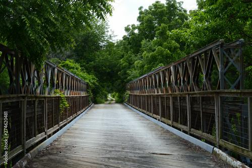 Photo  Bailey Bridge