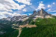 North Cascades National Park Complex - Washington Overlook