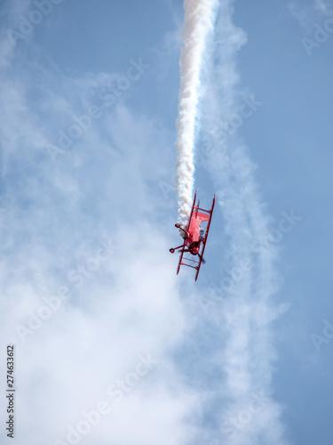 Obraz Air spectacular - fototapety do salonu