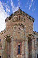 Side Entrance Of Swetizchoweli Cathedral