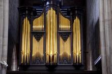 Pipe Organ, St Laurence's Chur...
