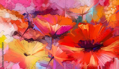 do-sypialni-abstrakcyjny-kolorowy-olej-czerwone