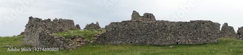 Panorama of ruins © Valery Shanin