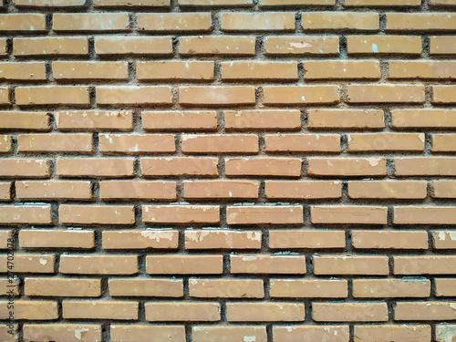 Photo Old brick wall.