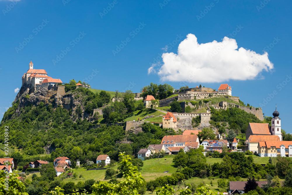 Fototapety, obrazy: Town Riegersburk in Styria, Austria