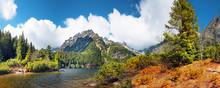 Poprad Lake( Popradske Pleso) ...