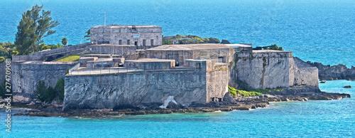 Fotografie, Obraz Fort St
