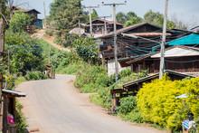 Bann Ja Bo Village In Maehongs...