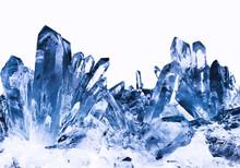 Classic Druse Of The Crystal Quartz