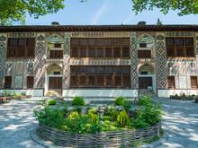 SHEKI, AZERBAIJAN - May 09, 20...