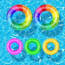 Swim Ring Set